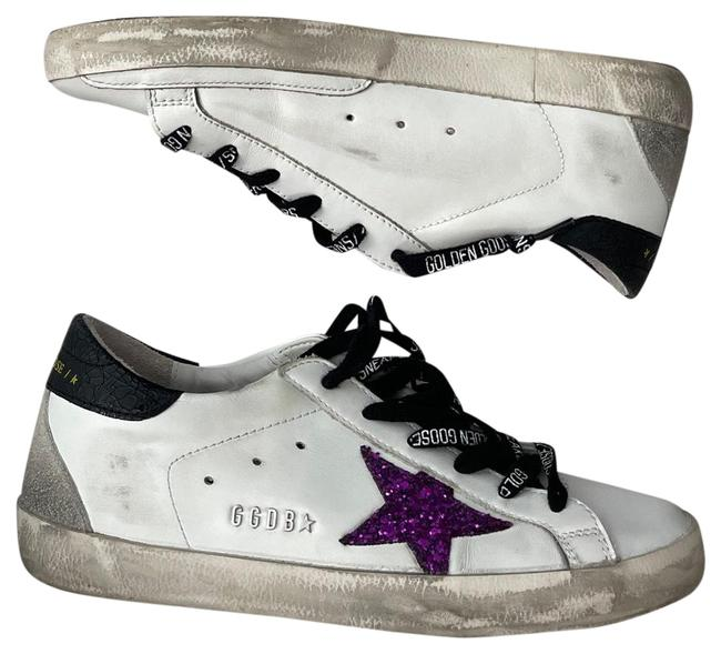 Item - White Super-star Classic with Spur Sneakers Size EU 38 (Approx. US 8) Regular (M, B)