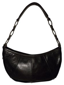 Enzo Angiolini Leather Os Shoulder Bag
