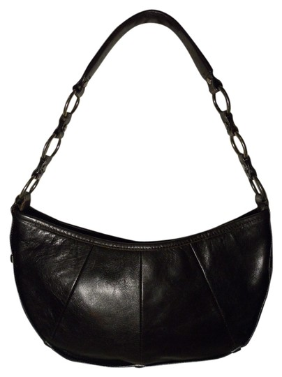 Enzo Angiolini Leather Os Shoulder Bag Image 0