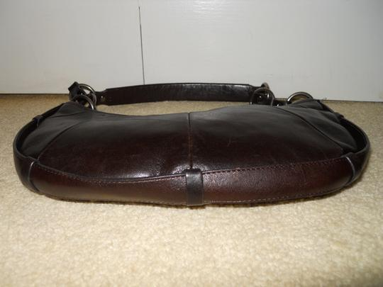 Enzo Angiolini Leather Os Shoulder Bag Image 10