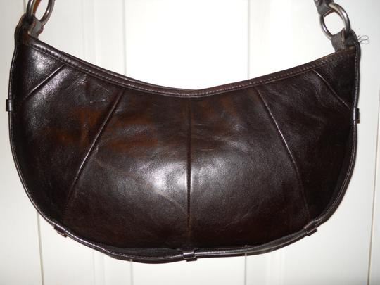 Enzo Angiolini Leather Os Shoulder Bag Image 5