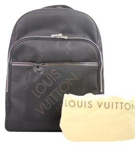 Louis Vuitton Bookbag Knapsack Schoolbag Backpack