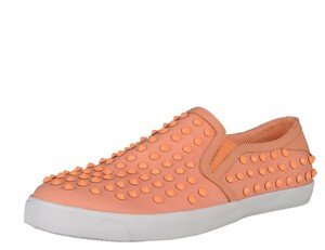 Just Cavalli Peach Orange Flats
