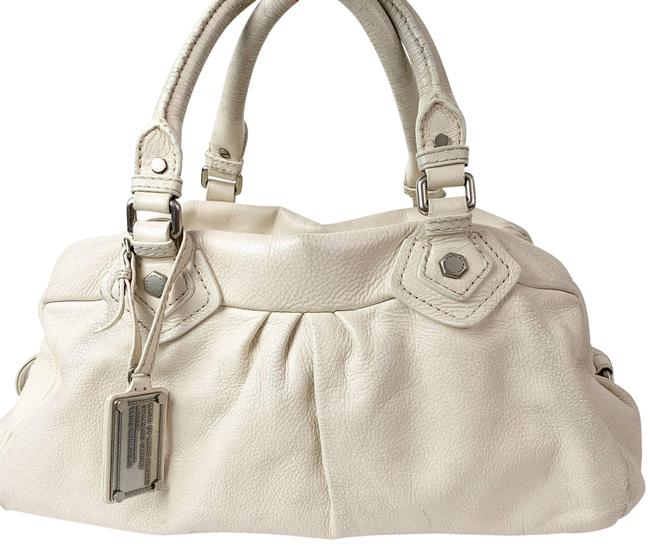 Item - Bag Double Handle White Tote