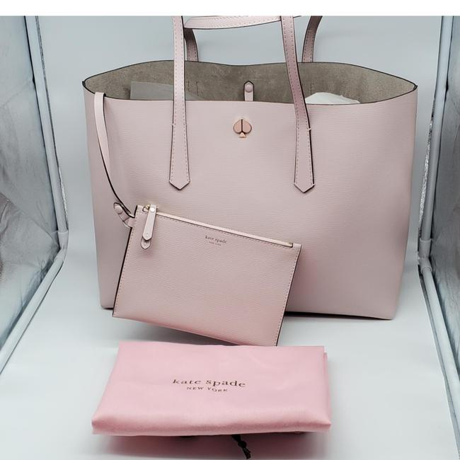 Item - Large Molly Tutu Pink Leather Tote