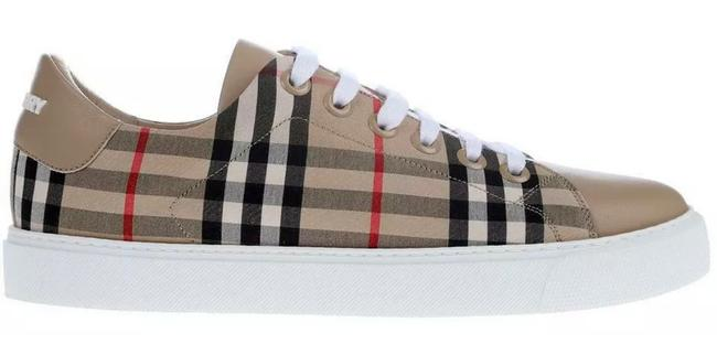 Item - Archive Beige New Ladies Vintage Check & Leather 39/Us Sneakers Size US 9 Regular (M, B)