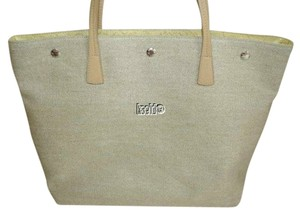 Furla Tote in Beige Tan