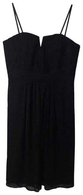 Item - Strapless Tulle Night Out Dress Size 4 (S)