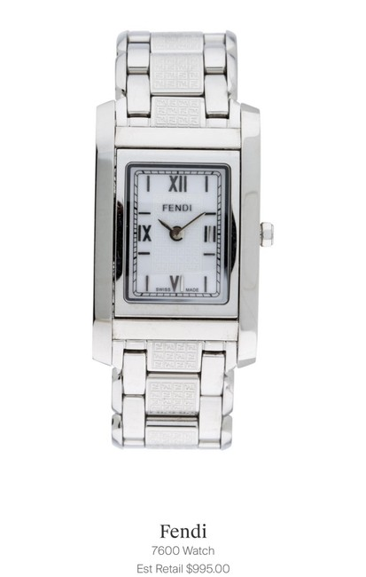 Item - Stainless Steel 7600 Watch