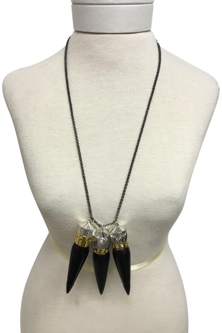 Item - Red Rouge Trio Collection Necklace