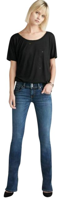 Item - Blue Medium Wash Bay Mid In Fenimore Boot Cut Jeans Size 26 (2, XS)