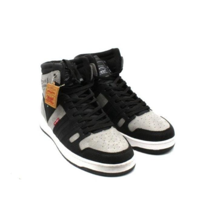 Item - Black White Men's 520 High-top Basketball Sneakers Boots/Booties Size US 8 Regular (M, B)