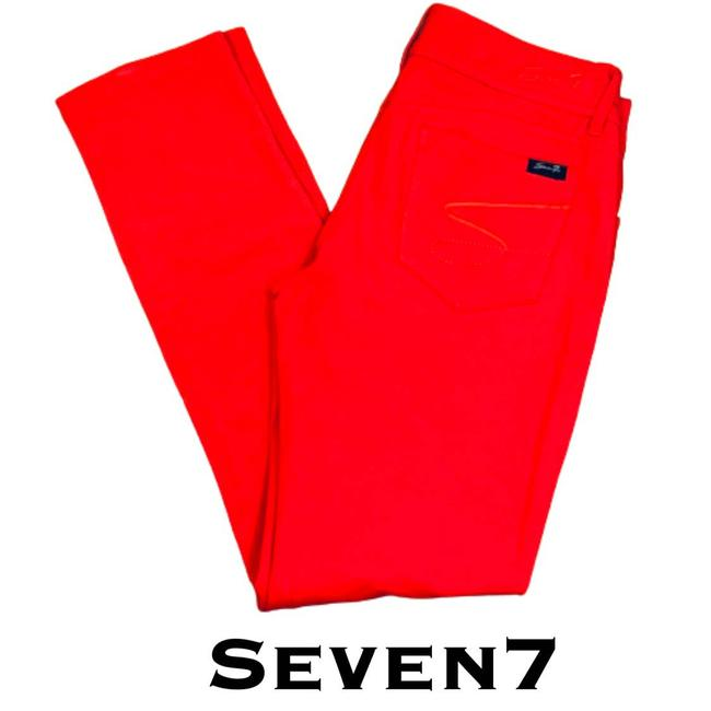 Item - Red Nwot Skinny Jeans Size 32 (8, M)