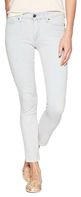 Item - Rose Extract Light Wash Tally Mid Skinny Jeans Size 30 (6, M)