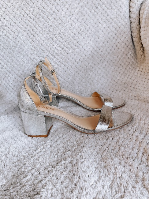 Item - Silver Chimes Formal Shoes Size US 8.5 Regular (M, B)