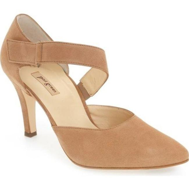Item - Brown Desire Pointy Toe D'orsay Pumps Size US 9 Regular (M, B)