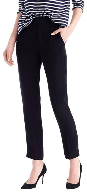 Item - Black Pull-on Easy In Matte Crepe Pants Size 8 (M, 29, 30)