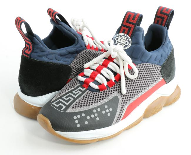 Item - Multicolor Cross Chainer Sneakers Shoes