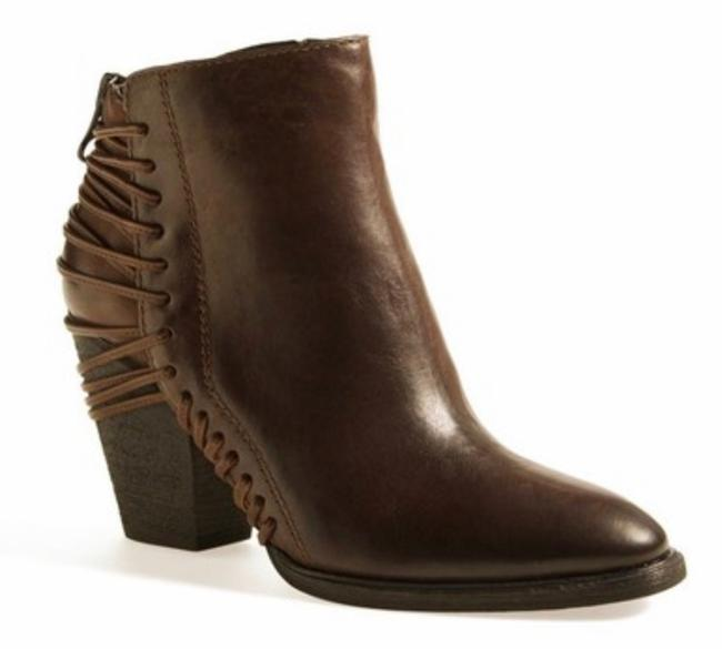 Item - Brown Harvie Ankle Boots/Booties Size US 8.5 Regular (M, B)