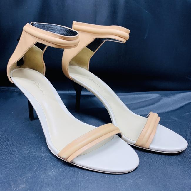 Item - Nude Ankle Strap Sandals Size EU 39 (Approx. US 9) Regular (M, B)