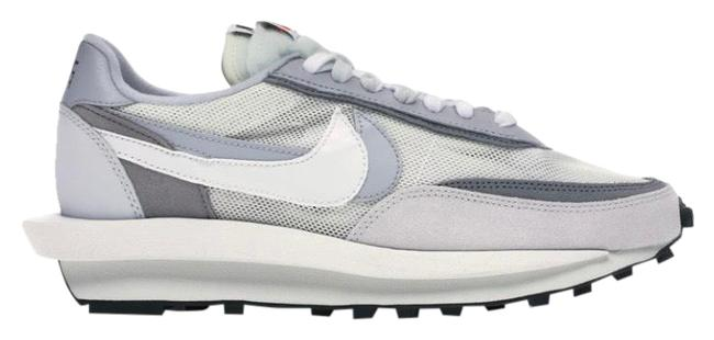 Item - White and Gray Ld Waffle X Nike Sneakers Size US 6 Regular (M, B)