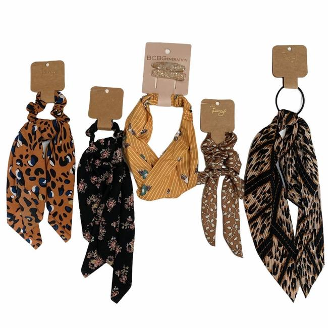 Item - 5 Piece Bundle New with Tags Hair Accessory