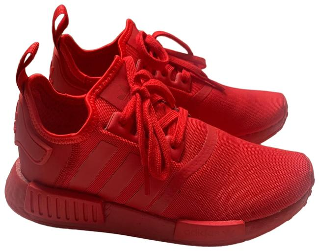 Item - Red Nmd Sneakers Size US 4 Regular (M, B)