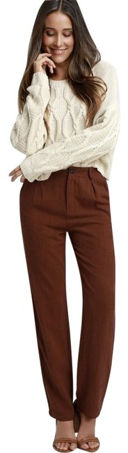 Item - Red Rust S Pants Size 4 (S, 27)
