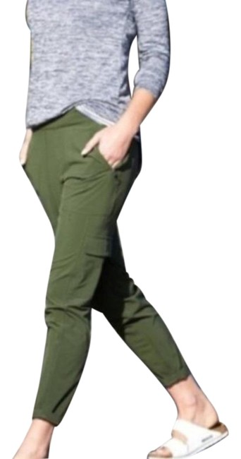 Item - Green Chelsea Army Olive Casual Work Active Pants Size 8 (M, 29, 30)