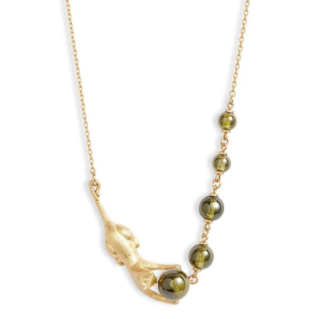 Item - New House Cat Stone Necklace
