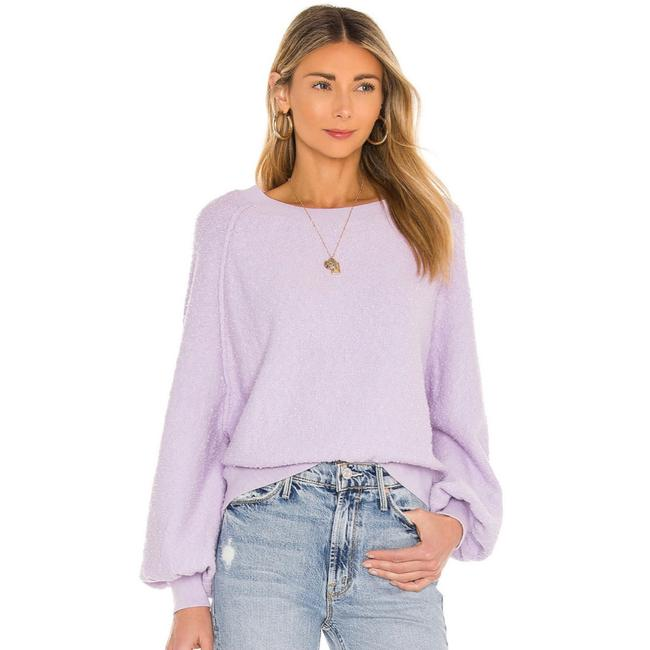 Item - New Sleeve Lilac Sweater