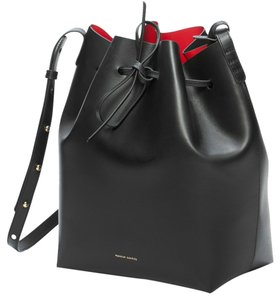 Mansur Gavriel Bucket Flamma Cross Body Bag
