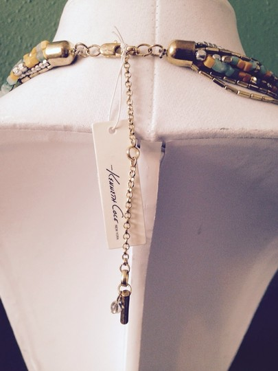 Kenneth Cole Kenneth Cole Yellow, Turquoise, Silver & Gold Long NecklaceOnly! Matching Pieces Sold Seperately. Image 2