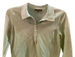 Anne Klein Knit Top Light Sage Green