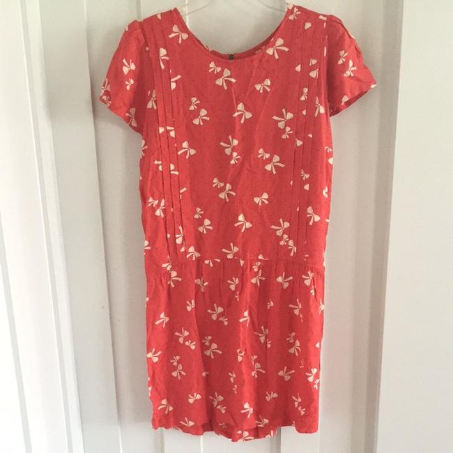 Cooperative short dress Red on Tradesy