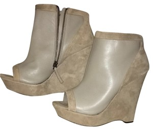 ztype Gray\beige Wedges