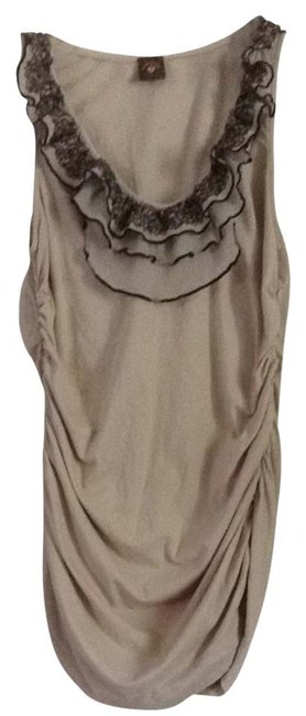 Preload https://item1.tradesy.com/images/language-tan-with-black-accents-tank-topcami-size-6-s-2953330-0-0.jpg?width=400&height=650