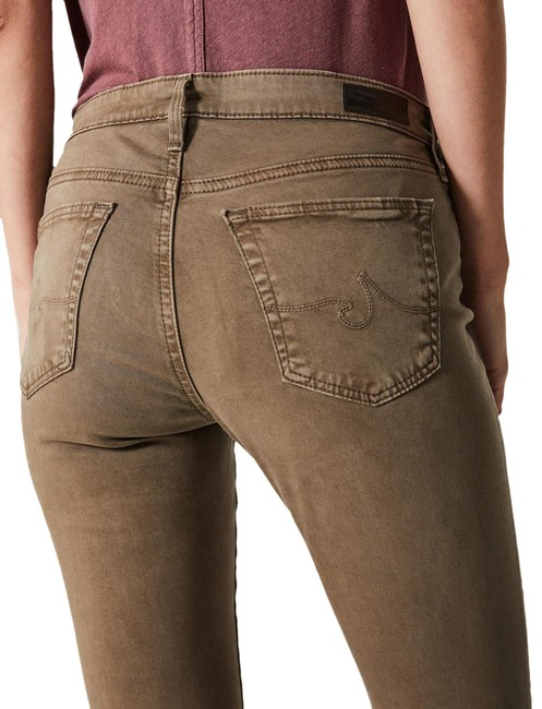 Item - Brown Medium Wash Legging Ankle Super Lss1389sulcow Skinny Jeans Size 27 (4, S)