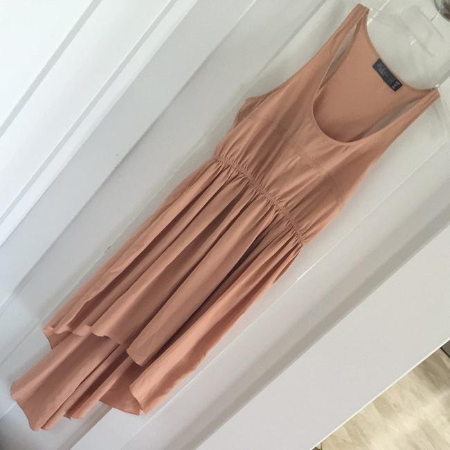 Pink Blush Pink Maxi Dress by Urban Outfitters