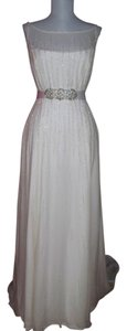 Pronovias Wedding Prom Gown Silk Organza Dress