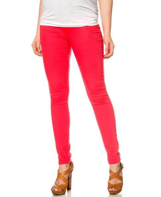 Item - Pink Coral Skinny Jeans Size 29 (6, M)