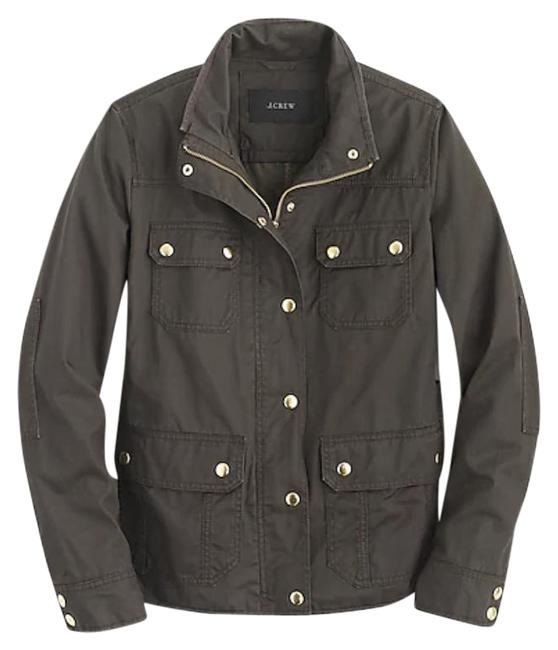 Item - Mossy Brown The Downtown Field Jacket Size 12 (L)