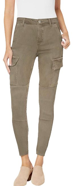 Item - Army Green (Doesn't Photograph Well) Crop Cargo Capris Size 4 (S, 27)