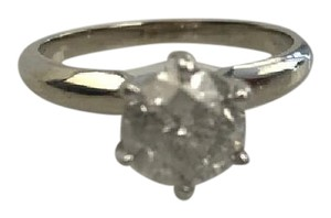 DIAMOND SOLITAIRE SOLITAIRE ROUND DIAMOND RING 1.18 CT EGL CERTIFIED