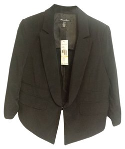 Kenneth Cole Size Medium Black Blazer