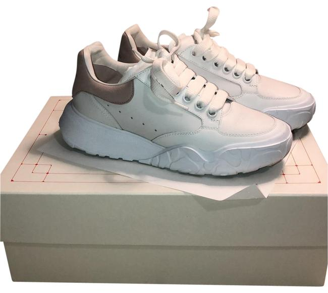 Item - White Court Low-top Sneakers Size EU 37.5 (Approx. US 7.5) Regular (M, B)