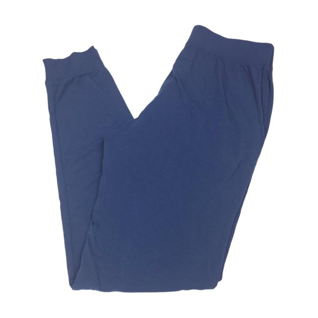 Item - Blue Athlete Recovery Sleepwear Jogger Small Activewear Bottoms Size 6 (S, 28)