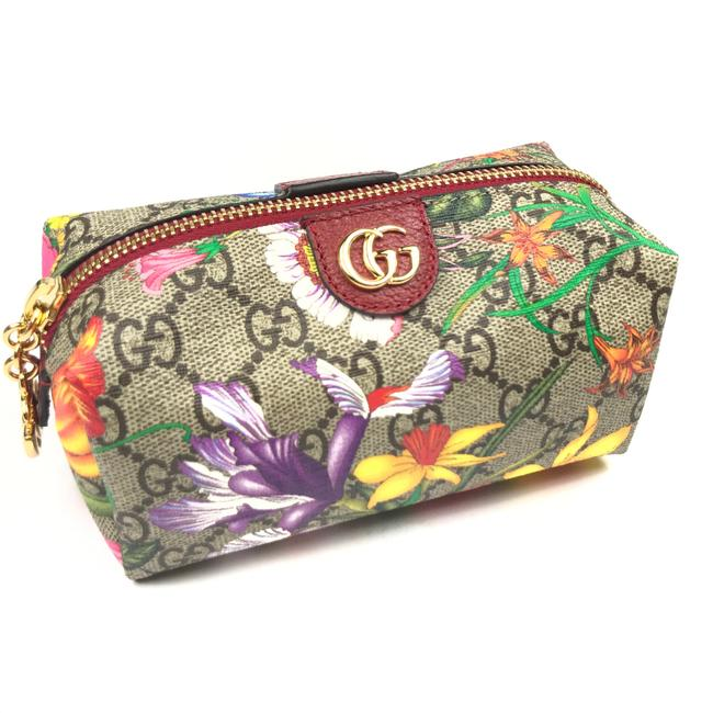 Item - Floral #548394 Ophidia Gg Supreme Small Cosmetic Bag