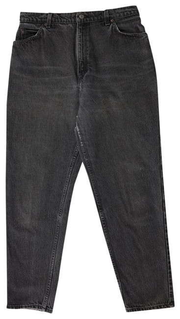 Item - Black Distressed 951 Relaxed Fit Jeans Size 32 (8, M)