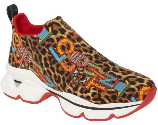 Item - Multicolor Space Run Donna Neoprene Pull On On Sneakers Size EU 37.5 (Approx. US 7.5) Regular (M, B)